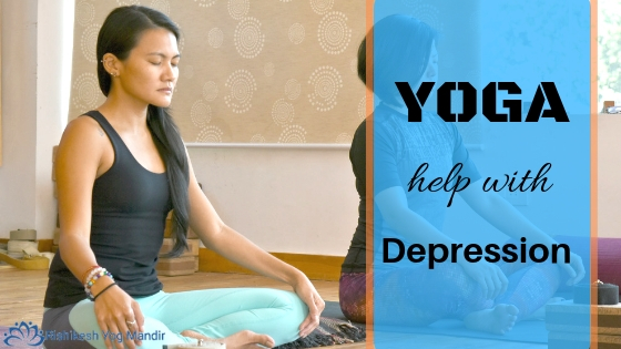 yoga help with depression