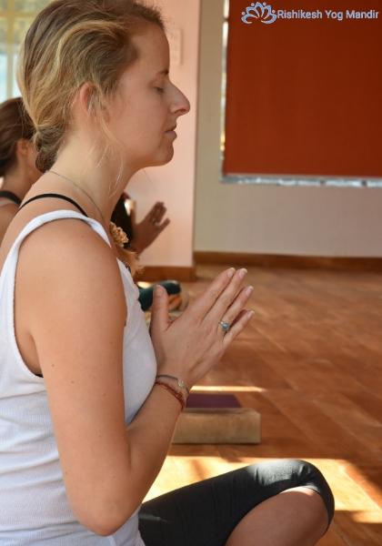 Namaste in Yoga