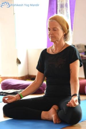 yoga ttc in Rishikesh