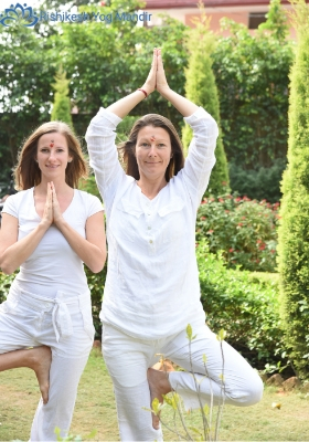 Yoga in India 2019