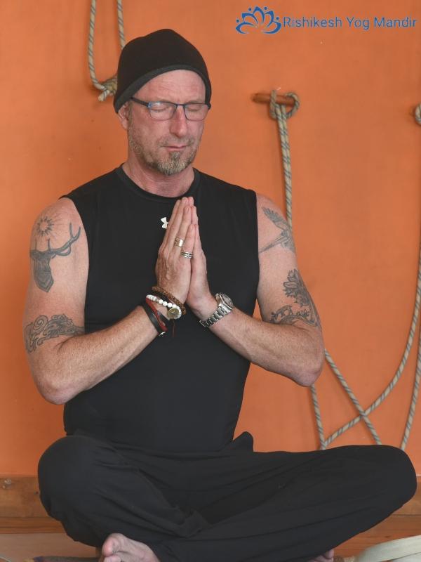 yoga to keep calm